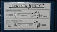 contain a lock